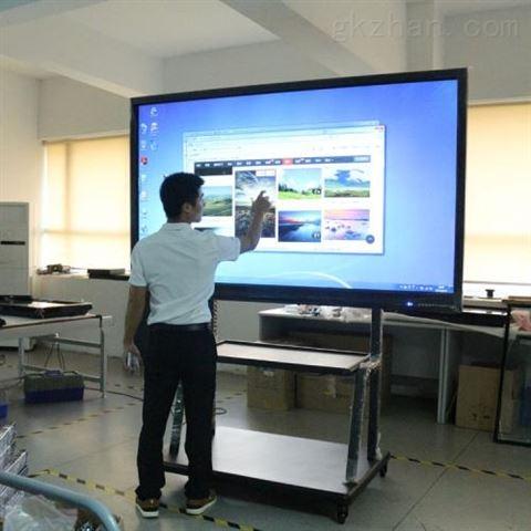 柳州市75寸落地式触控一体机分公司