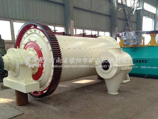 """郑州时处理12吨石灰球磨机实现""""绿色生产"""""""