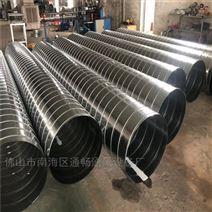 廣東鍍鋅螺旋風管加工廠家
