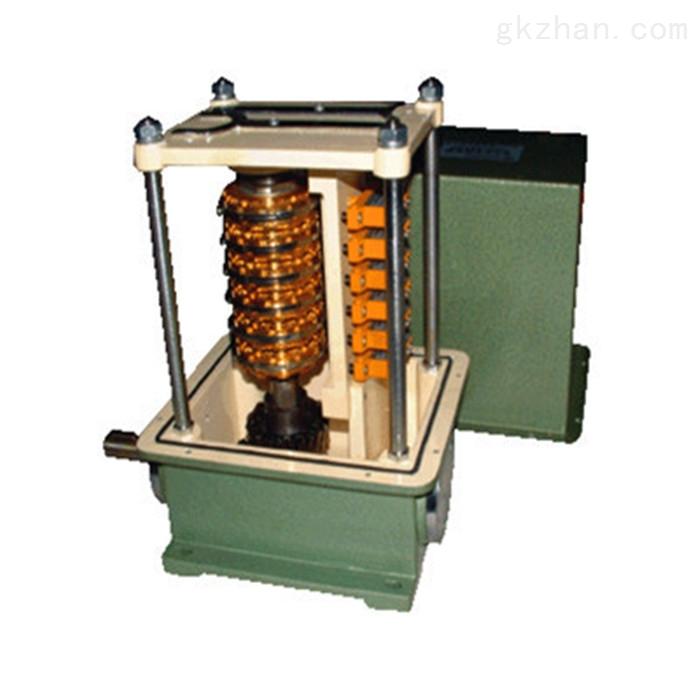 卷扬机主令控制器电源接线