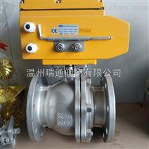 Q941F-10K日标电动球阀