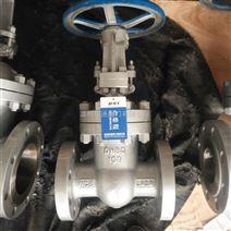 化工部标准碳钢闸阀