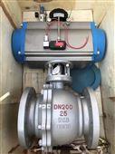 碳钢气动球阀Q641F
