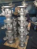 手动法兰碳钢球阀Q41F Q41PPL-16C~25C