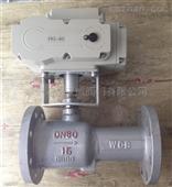 Q941M/PPT电动高温球阀
