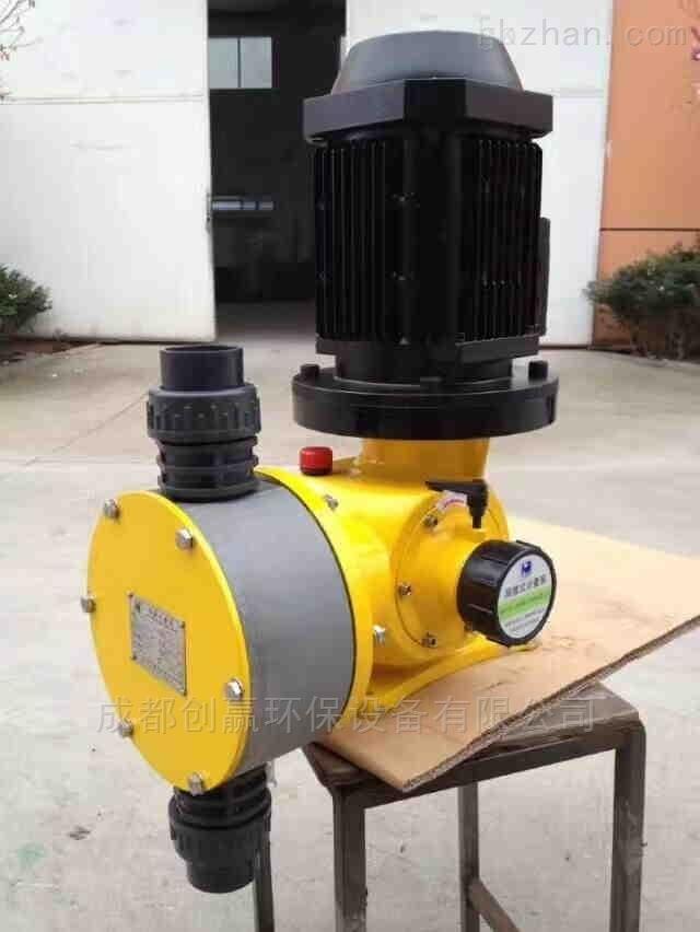国产 2000L机械隔膜计量泵