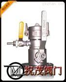 槽车专用球阀CQA-25