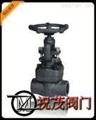 J11H/J61H锻钢螺纹(焊接)截止阀