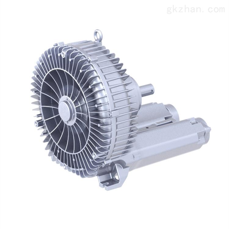 真空低温喷雾干燥系统高压循环鼓风机选型