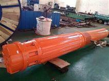山西矿井排水用双吸式矿用潜水电泵