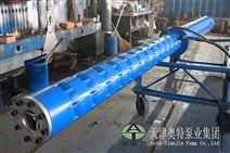 工厂锅炉热水循环使用耐高温热水潜水泵