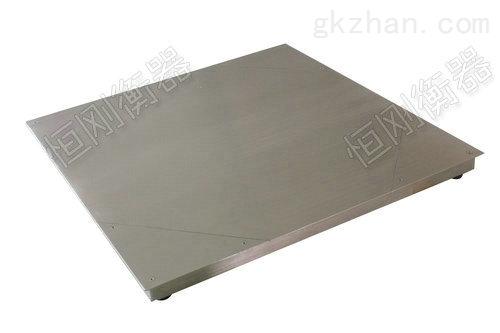 南京厂家304不锈钢地磅电子秤
