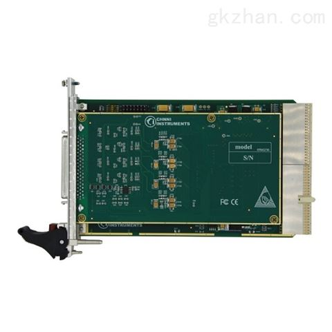 成都4通道同步数据采集卡PXI-6764