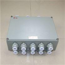 防爆接线箱端子分线箱的使用