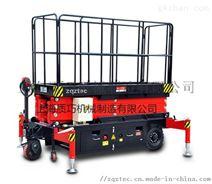 上海质巧机械助力剪叉式高空作业平台