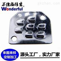 定制配件 零件高品质 锌合金铝合金压铸