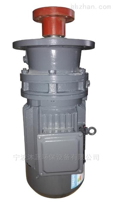 污水处理专用桨叶式搅拌机