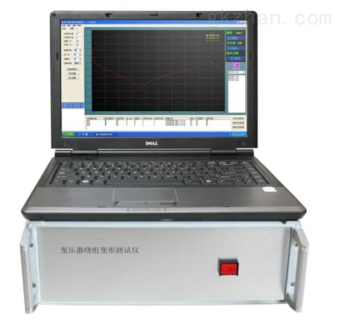 HSPR-50变压器绕组变形测试仪(频响法)