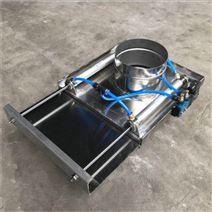 不銹鋼氣動插板閥 鍍鋅氣動調節閥加工廠