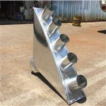 白鐵通風管道 圓形0.8厚螺旋風管制作工藝