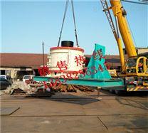 立轴数控制砂机高产耐用立轴式复合破碎机
