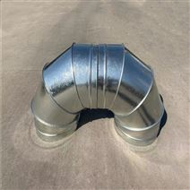 通風除塵風管 佛山市南海區通暢通風設備廠
