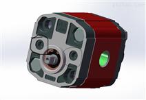 进口液压站专用双向齿轮泵X0R0710BZZE