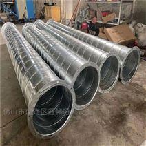 广东省广州市螺旋风管厂 通畅通风设备