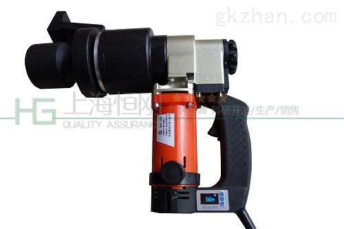 50N.m电动数显扭矩扳手,小型扭矩型电动数显扳手