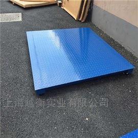 SCS-YHF5吨防爆电子磅秤 1*1米电子地秤生产