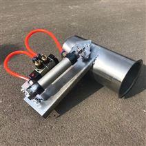 鍍鋅氣動風閥 雙杠氣動插板閥規格齊全