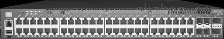 Cronet CC-SDN-4452交换机