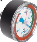 德国FESTO真空压力表安装方式