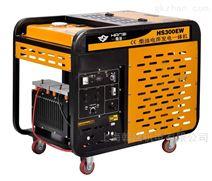 柴油300A发电焊机