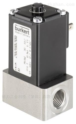 宝德德国Burkert2853二通电磁阀(已停产)