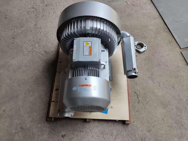纺织机械毛绒压花机吹气配套用旋涡气泵