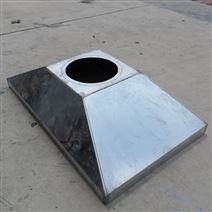 螺旋圆风管价格 厂房专用工业集尘罩