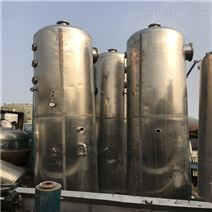出售二手三效四吨浓缩蒸发器安装