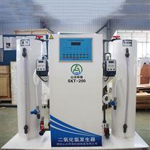 黑龙江鸡西二氧化氯发生投加器消毒设备厂家
