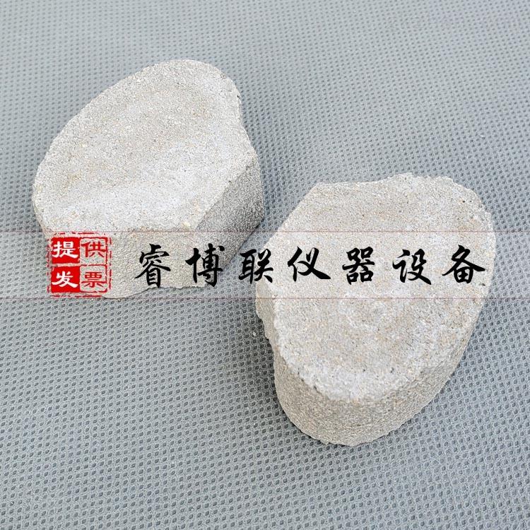 8字型水泥砂漿塊
