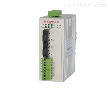 ME-M4200-R RS232/485自愈环串口光端机