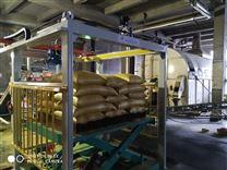 水泥厂使用全自动高位码垛机的优势特点