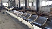 加工生产定制棒磨机水泥磨机轴瓦铅锡基合金