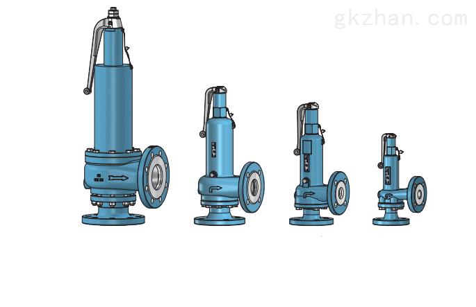 Niezgodka safety valve 140型 赫爾納