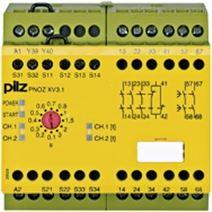 安全自动化编程PILZ皮尔兹PLC控制器技术特性