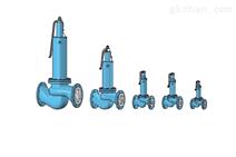 Niezgodka safety valve 140型 赫尔纳