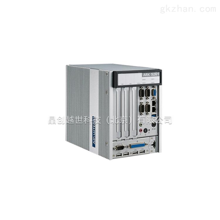 研华ARK-5261VS 智慧影像监控系統