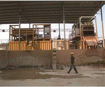 煤层气地热井泥浆净化系统