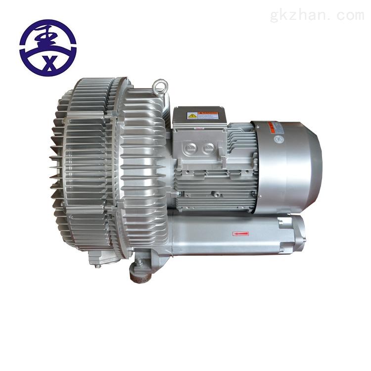 高负压旋涡气泵25千瓦高压风机