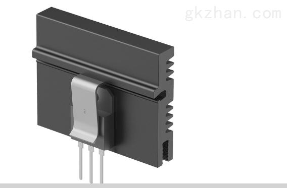fischer挤压式散热器SK 638系列 工控产品